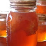 1 Lb - 2.5 Lb Jars of 100% Raw Local Vermont Honey